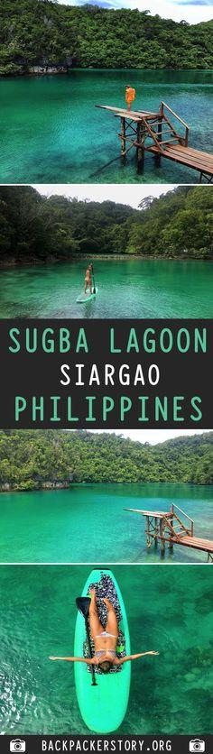 Sugba Lagon in Siargao, Philippines : Complete Guide