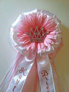 how to make a corsage for a baby shower | Añádelo a tus favoritos para volver más adelante.