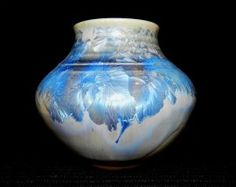 Handmade functional and decorative pottery by Marsha Landers, master potter - ClayThings Pottery and Sculpture Studio, east of Houston, Texa...