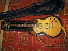 "Ibanez ""Lawsuit Era"" Les Paul Custom Copy ... Made in 1977"