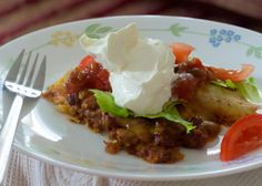 Six in the Suburbs: Weight Watchers Taco Casserole
