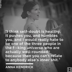Yet another reason why Anna Kendrick is the coolest human ever