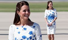 Exclusive glimpse of the Royal Couple as Welcome to 'Katesland': The Duchess wears an L.K. Bennett dress as she and Wills arrive in Brisbane for day four of ten Down Under  Read more: http://www.dailymail.co.uk/news/article-2608185/The-Duchess-wears-LK-Bennett-dress-Wills-leave-Sydney.html#ixzz2zIeOmZEr  Follow us: @MailOnline on Twitter | DailyMail on Facebookthey leave Sydney http://dailym.ai/1r61S51