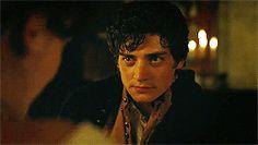 Aneurin Barnard as Henry Stuart, Lord Darnley