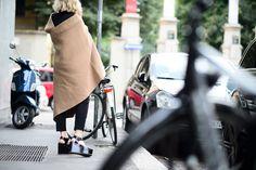Milan Fashion Week Spring 2015 #streetchic