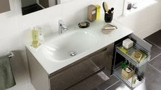 Ideas For Storage Solution For Small Bathrooms