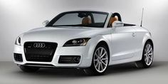 Audi TT 2013 Convertible - White