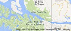 Fiordo Seno Almirantazgo. Chile. Localizado en la costa occidental de la Isla Grande de Tierra del Fuego, en la XII Región de Magallanes y de la Antártica Chilena. Comunica el Lago Fagnano (compartido entre Chile y Argentina) con el Estrecho de Magallanes, frente al canal Whiteside y a la Isla Dawson. https://www.google.es/?gws_rd=ssl