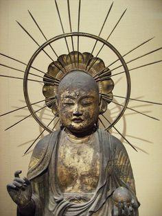 Jizō Bosatsu (Kṣitigarbha) (地蔵菩薩) Japan, Kamakura period (1185-1333), second half of the 13th century