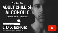 Child of Alcoholic--You Can Heal Your Life--ONLINE Healing Coaching Program #addictionrecover Children Of Alcoholics, Overcoming Addiction, Nicotine Addiction, Life Online, Learning To Trust, Codependency, Adult Children, Counseling, Coaching