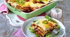 se - Part 2 Lasagna, Foodies, Food And Drink, Pasta, Healthy Recipes, Vegan, Ethnic Recipes, Chili, God