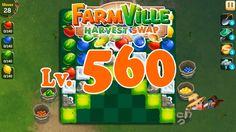 Farmville Harvest Swap - Level 560 - Chapter 30 Kraken Attackin (1080p/6...