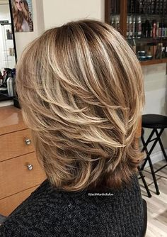 80 Best Modern Hairstyles and Haircuts for Women Over 50 Medium Layered Brown Blonde Hairstyle Modern Haircuts, Modern Hairstyles, Cool Hairstyles, Blonde Hairstyles, Hairstyle Ideas, Bob Haircuts, Hairstyles Haircuts, Makeup Hairstyle, Wedding Hairstyles