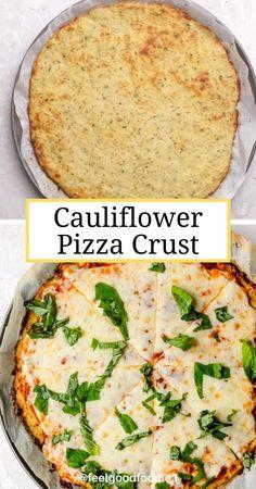 Healthy Pizza Recipes, Veggie Recipes, Mexican Food Recipes, Diet Recipes, Cooking Recipes, Ketogenic Recipes, Healthy Dinners, Heathy Pizza, Low Carb Vegitarian Recipes