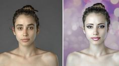 """Esther Honig's """"Before and After"""" Series Challenges Ideas About Global Beauty 