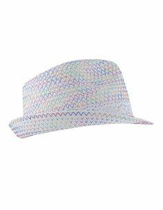 sombrero  paja  lazo  pamela  playa  rafia  multicolor  SUITEBLANCO 12 0fc6e037ea4