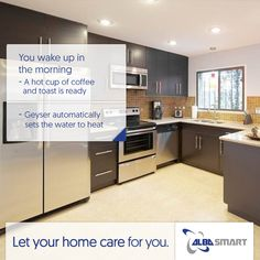 Trust your home because it can care better for you with home automation.