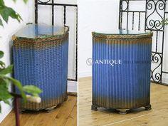 Pannier Basket イギリスアンティークロイドルームランドリーバスケット4265 インテリア 雑貨 家具 Antique ¥14000yen 〆06月07日