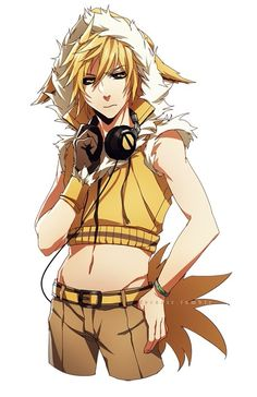 [Pokèmon] Jolteon --Oo this is very good! I like the male Gijinkas better ♡