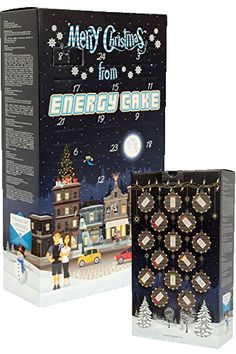 Energy Cake Adventskalender 24+1