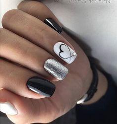 Nu ujj Classy Nails, Stylish Nails, Simple Nails, Trendy Nails, Cute Nails, Chrome Nails Designs, Acrylic Nail Designs, Milky Nails, Best Acrylic Nails