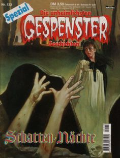 Gespenster Geschichten Spezial #133 - Schatten-Nachte