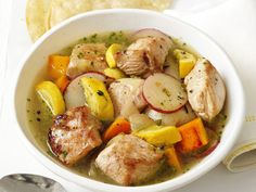 Mexican Turkey and Squash Stew Recipe : Food Network Kitchens : Food Network - FoodNetwork.com
