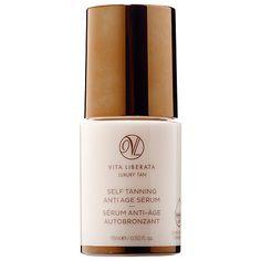 Self Tanning Anti Age Serum - Vita Liberata   Sephora