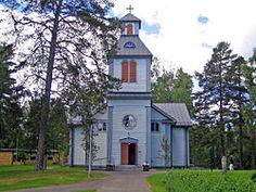 Pertunmaan Kirkko kesäkuussa 2005