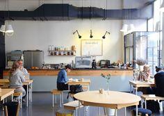 Field Office - Coffee in Cape Town