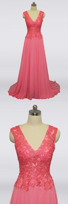 Only $168.99, Mother of the Bride Dresses Youngful Coral Pink Long Mother Of The Bride Dress V-neck With Lace Bodice #E7968 at #GemGrace. View more special Bridal Party Dresses,Mother of the Bride Dresses,Wedding Guest Dresses now? GemGrace is a solution for those who want to buy delicate gowns with affordable prices, a solution for those who have unique ideas about their gowns. Custom color or size for free!