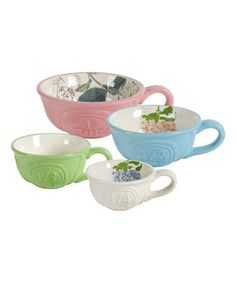 Another great find on #zulily! Measuring Cup Set by A&B Home #zulilyfinds