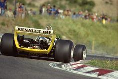 Jean-Pierre Jabouille - Renault RS10 - 1979