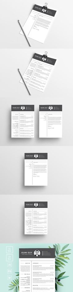 Modern Resume Template Google Docs Modern Resume Templates - google docs resume templates