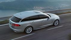 Jaguar XF shooting brake