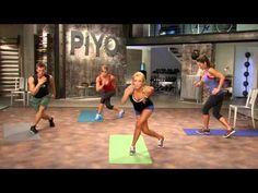 PiYo : Entrainement intense - Pilates et Yoga - Chalene de Turbofire - SuperCardio