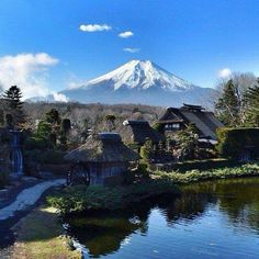 Monte Fuji, Mount Rainier, Mountains, Nature, Travel, Voyage, Viajes, Traveling, The Great Outdoors