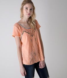 Gimmicks by BKE Beaded Top
