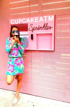 love the dress and the cupcake ATM...where can I find both?!