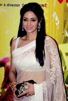 Sridevi #Bollywood #Fashion