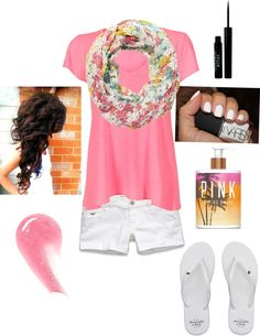 """•Summer Roadtrip•"" by dodrillolivia on Polyvore"