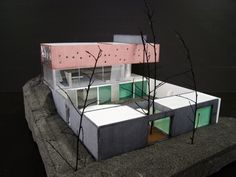 La maison du jeudi – Maison à Bordeaux – Rem Koolhaas
