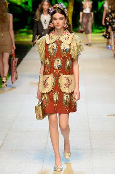 Dolce & Gabbana Lente/Zomer 2017 (47)