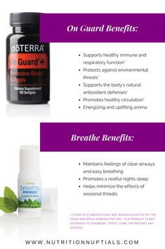 Learn more about how essential oils can help fight cold & flu #dinner #essentialoils #holistic #holistichealing #holisticmedicine #doterra