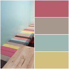 colorful kitchen idea?