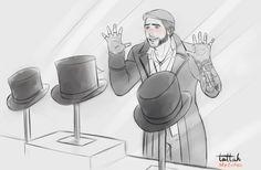 lol jacob and his hats