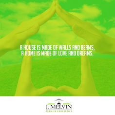We can help you finding the perfect home for you and your family! http://jmelvinrealestate.realgeeks.com