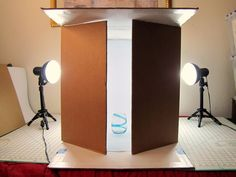 Picture of Make Your Own Object Photography Soft Light Box