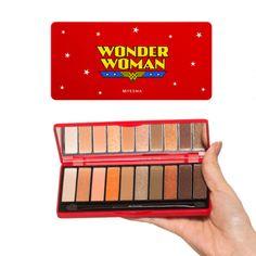 MISSHA-Wonder-Woman-Eye-Color-Studio-Eyeshadow-1-Girlish-Look-Limited-Edition