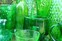 home colors, galleries, green glass, green color, color thing, glasses, green thing, green green, homes